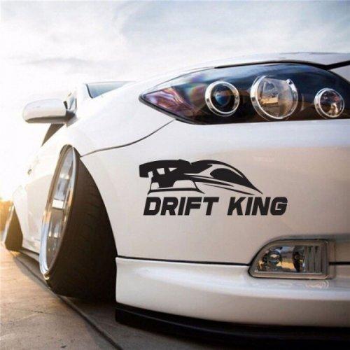 Стикер Drift King 3  Цена от: 12.00лв